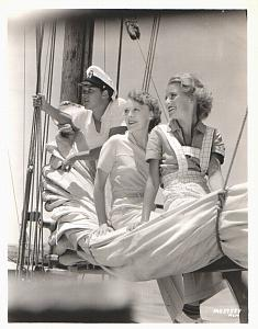 Ruth Channing Betty Furness William Henry MGM Photo 30s