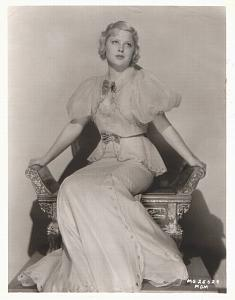 Charming Actress Mary Carlisle old MGM Photo 1932