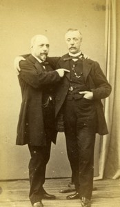 Great friends men holding shoulder Photo 1870