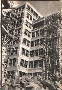 Anonymous Ukraine building construction 1930