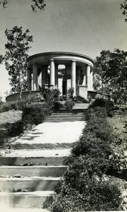 Bomana War Cemetery Rotunda New Guinea old Photo