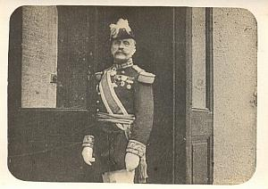 General Foch Marechal Military WWI WW1 old Photo