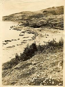 Labrador Coast Typical Scene Canada old Photo 1928
