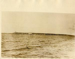 Greenly Island General View Canada old Photo 1928