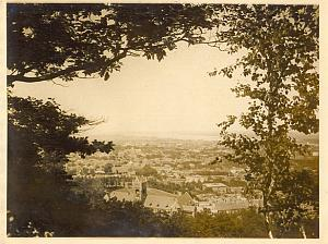 Montreal General View taken from Mont Royal Photo 1930