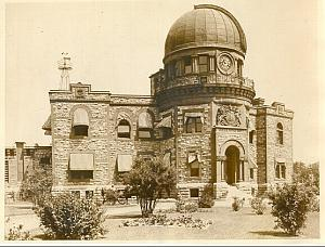 Canada Dominion Observatory Ottawa old Photo 1930