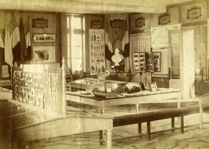 Exposition Geographic French Society Museum Photo 1890'