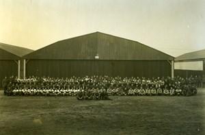 2nd A.I.C. Football Teams Aviation US, WWI, Photo 1918