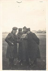 French Military Aviation WWI WW1 old Photo 1910's