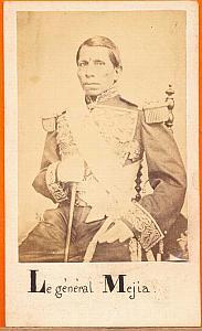 Tatatomasita Mejia, Mexico, old Aubert & Cie CDV 1865'