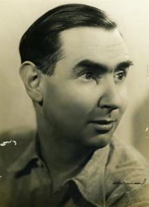 France Maxime Fabert French Film Actor Cinema old Arnal Photo 1940's