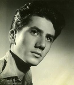France Daniel Gelin French Film actor Cinema old Sam Levin Photo 1940's