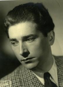 France Michel Gudin French Film actor Cinema old Studio Fertille Photo 1940's