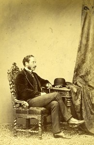 Duc Montmorency Laval French politician Photo CC 1865