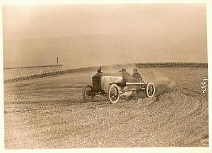 Excelsior Car Race Christiaens Racing old Photo 1912