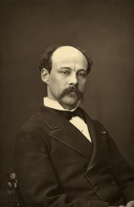 Thirion Painter France old Mulnier Photo 1875'