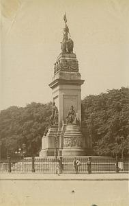 Willemspark Plein 1813 The Hague old Photo 1890