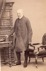 Archbishop of Canterbury UK, old CDV Photo 1860'