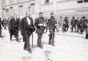 Louis Byasson Funeral Versailles Photo aviation 1911