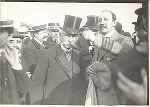 War Minister Goiran Buc Race old Photo aviation 1911