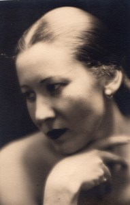 Top Model Odile Bagge Laure Albin Guillot Photo 1930