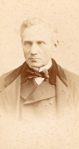 Regnier actor Comedie Française old CDV Photo 1860