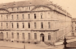 Imperial School Paris Second Empire old Photo 1860