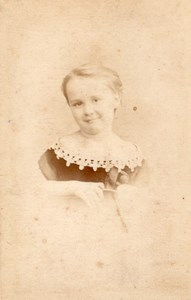Boy Rendall Family old CDV Hills & Saunders Photo 1880'