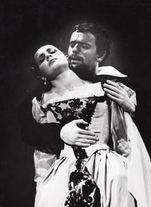 Les Amants Maléfiques French Theater Photo Bernand 1960