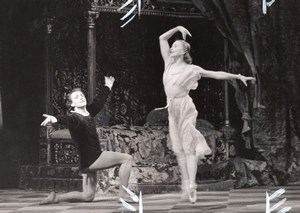 Galina Ulanova Russian Ballet Roger Pic Photo 1958