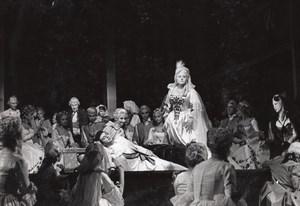 Le Bal Masqué Verdi French Opera Roger Pic Photo 1960
