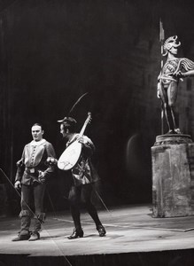 Helea & Ghiaurov Faust Scala Milano Opera Photo 1966