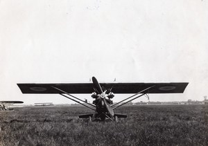 Plane Michel Wibault Sirocco France old Photo 1930