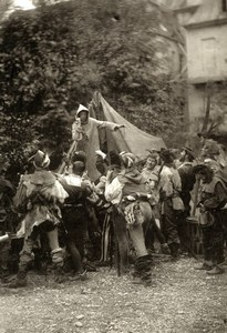 Germany Munchen Artist Festival old Photo Ziegler 1900