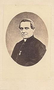 Cardinal Antonelli Pope Minister old CDV Photo 1860'