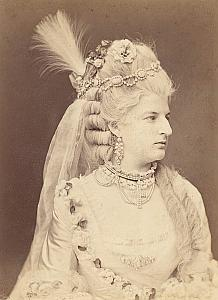 Princess Saxe Cobourg Cothurn Wien Adle CC Photo 1869