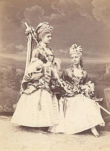 Countess St Julien, Erdody Wien Old Adèle CC Photo 1869
