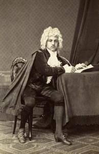 Prince de Polignac Wien Old Atelier Adele Cabinet Card Photo CC 1869