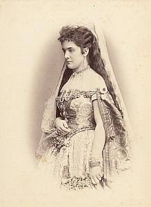 Princesse de Furstenberg Wien Old Adèle CC Photo 1869
