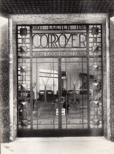 Corroyer Car Lille Photographer Reflection Photo 1930