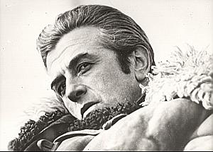 Andrzej Lapicki Film Actor Cinema old Photo 1970'