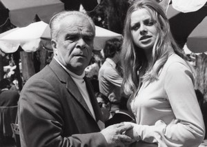 Cannes Mark Donskoi Film Director Cinema old Photo 1970