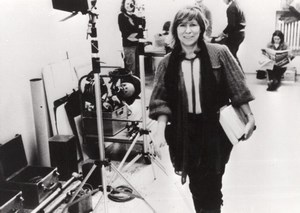 Margareth Von Trotta Film Director Cinema Photo 1970'