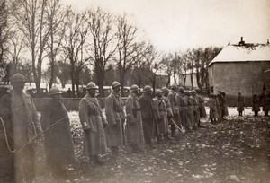 France Vosges Nivelle Visit WWI Military scene old war Photo