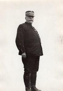 France Etat Major Officer WWI Military scene old war Photo