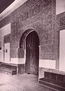 Spain Toledo Casa de Mesa old Photo Hauser Menet 1897