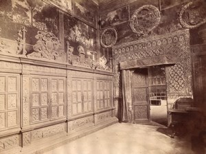 Spain Toledo Santa Maria Cathedral old Photo 1890