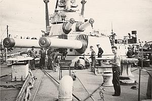 Oran Mers El Kebir French Military Sailor Photo 1940