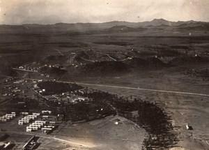 Marrakech Guelitz Camp Morocco old Aerial Photo 1920