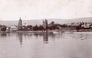 Eltville Germany Rheinlande Old CC Photo 1897